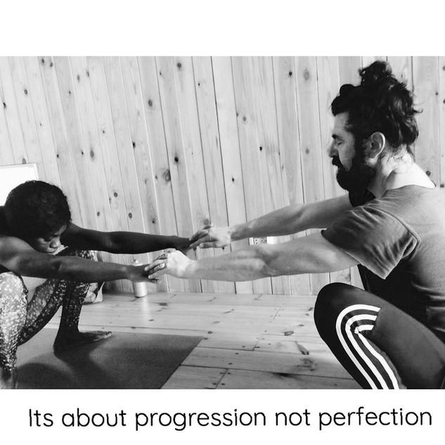 About progression
