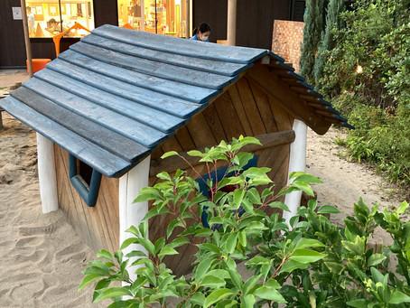 木の温もりを感じるジク・ホルツ社のハウス