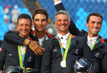 Jeux Olympiques 2016 à Rio