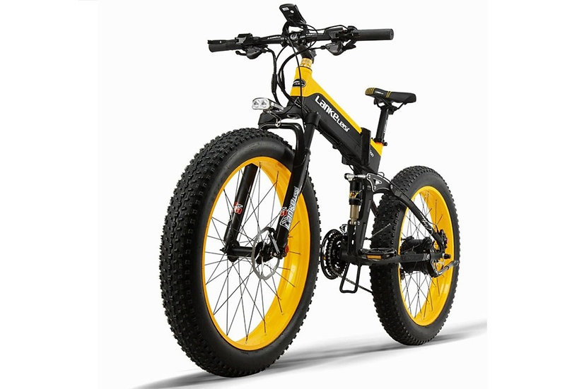 Lankeleisi ® T750 Plus 500W Fat Tire