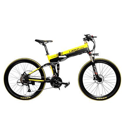 Lankeleisi® 26″ Electric Folding Bike XT750