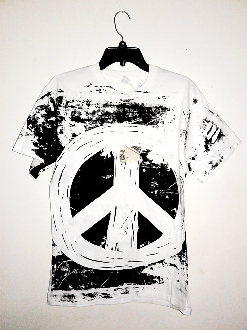 PEACE (isknotwithoutgreateffort)