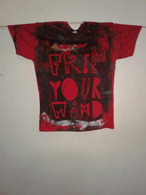 Free Your Mind: Red