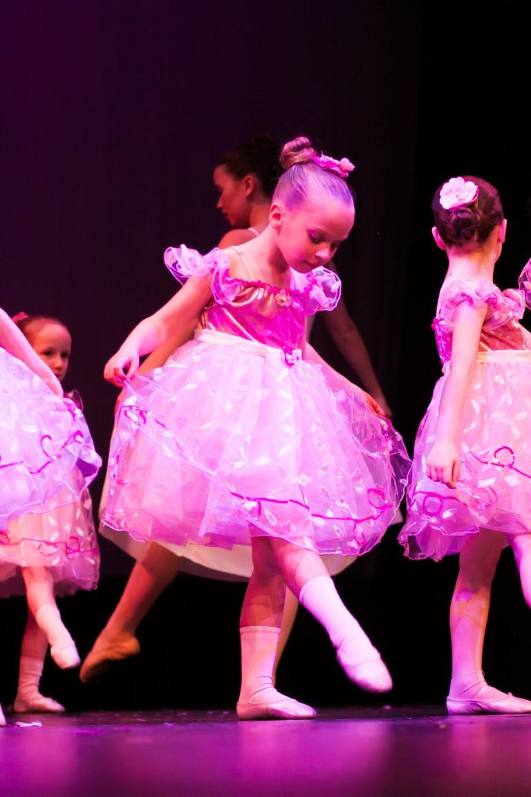 Ballet lessons reigate