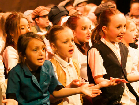 FREE Musical Theatre classes in Reigate for 1/2 term