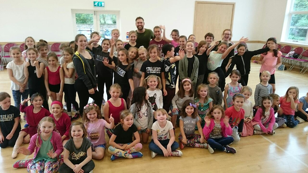 West End workshop - Starlight Reigate
