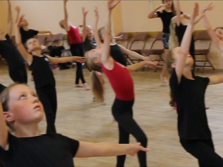 NEW Junior Contemporary Dance opens in Reigate