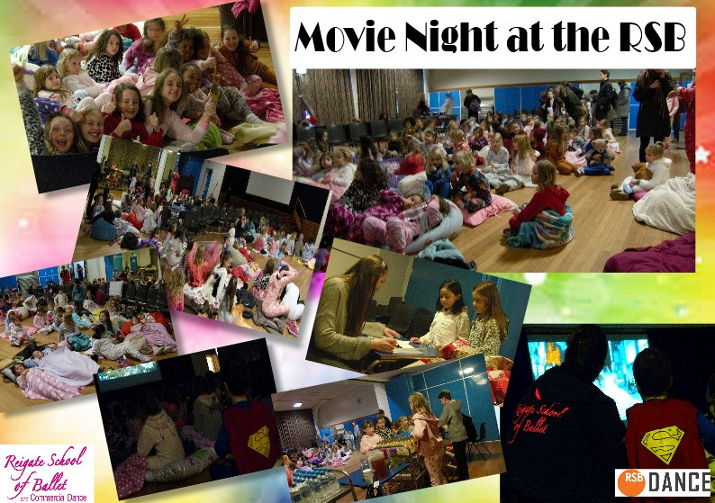 Reigate Ballet and Dance at the Movies