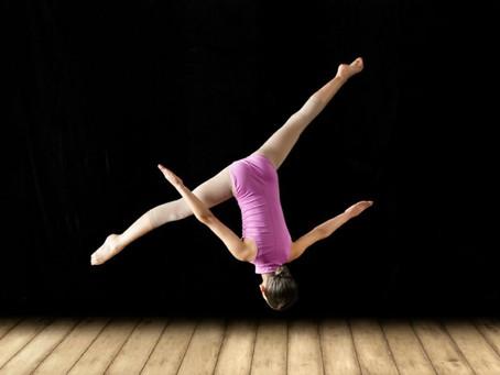 Acrobatic Dance classes for children in Reigate