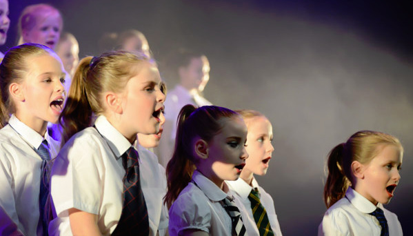Singing dancing acting Reigate