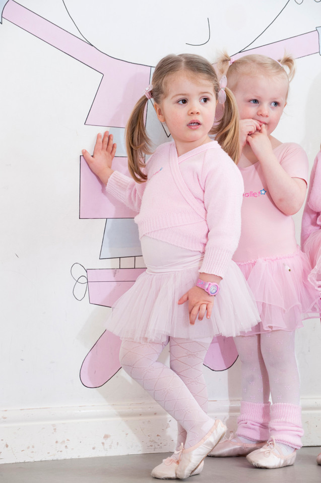 ballet 3 year olds Reigate