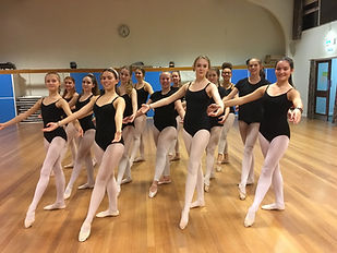ballet lessons in carshalton