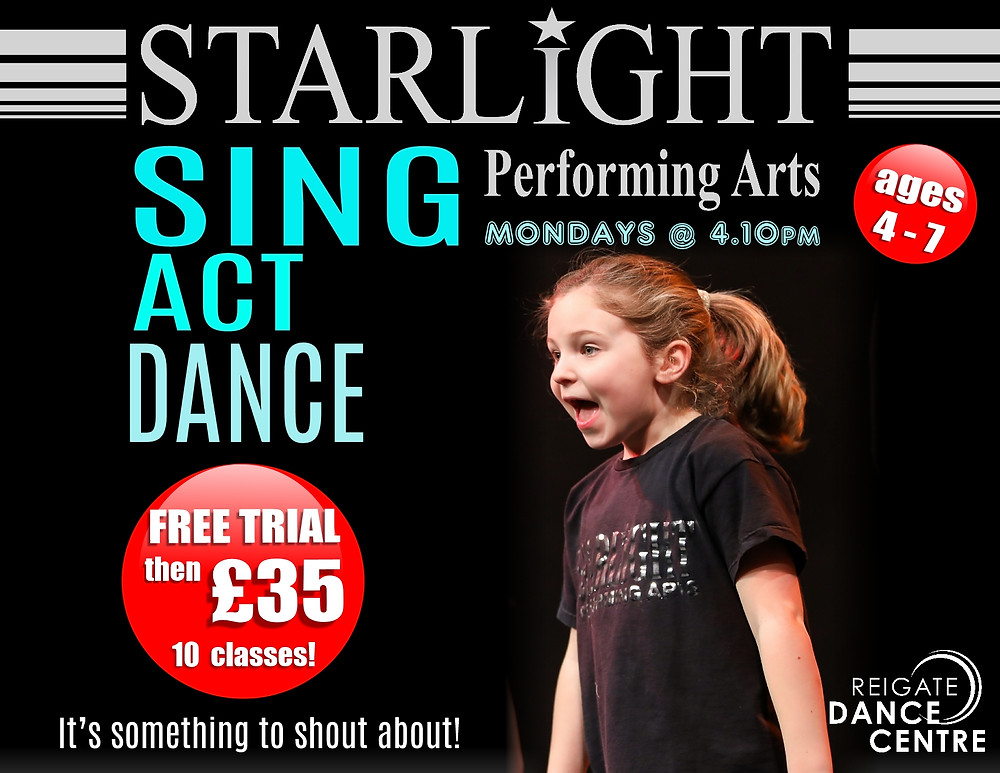 Dance, Drama, Singing & Musical Theatre