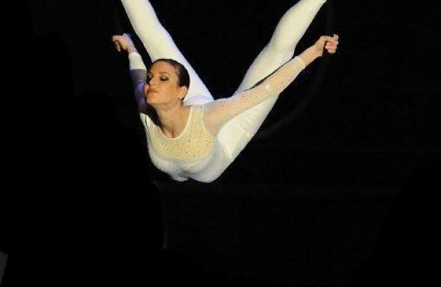 Acro dance gymnastics reigate