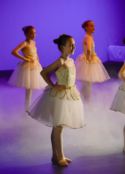children's ballet classes reigate