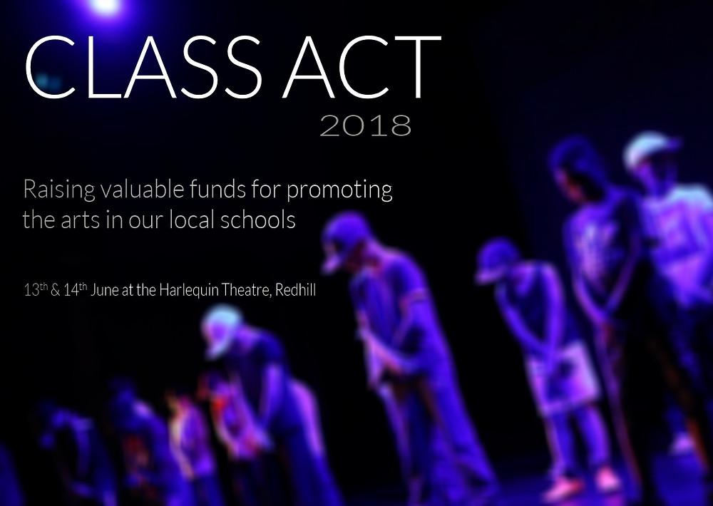 Class Act - Reigate Dance Centre
