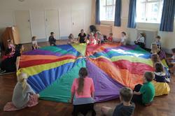 childrens dance parties reigate