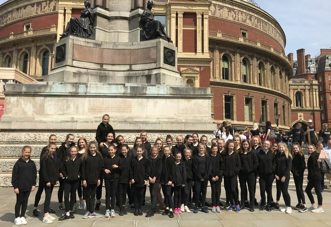 RSB Dance at the Royal Albert Hall