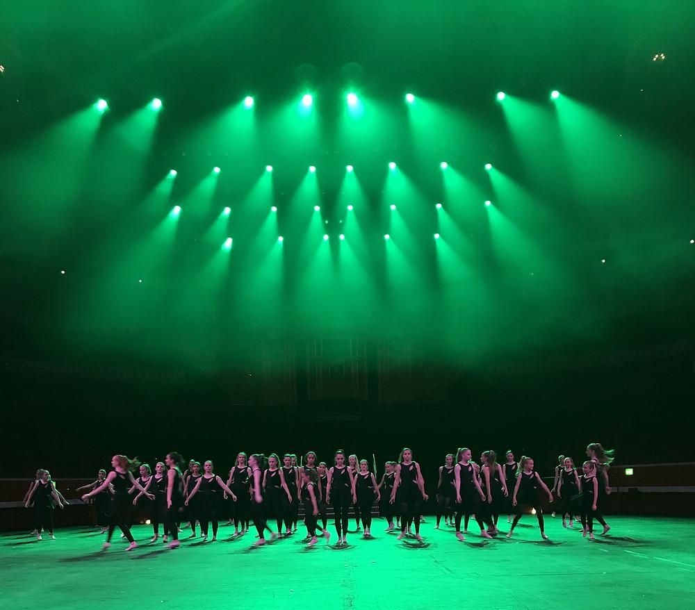 Reigate Dancers Albert Hall 2018