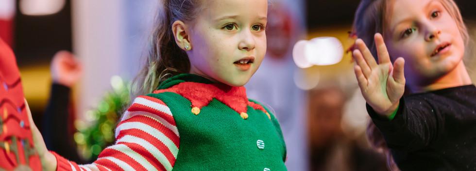 Belfry Redhill Christmas Lights