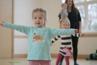 toddler dance classes Wallington