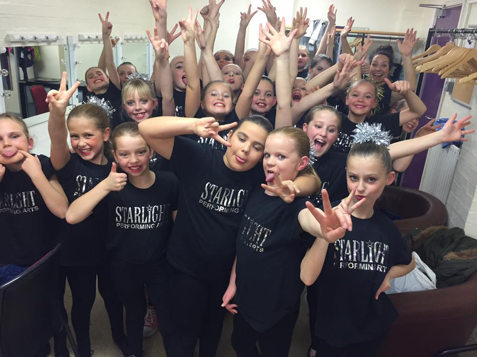 Reiagte School of Ballet & Commercial Dance at Dorking Halls