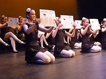 lyrical dance classes reigate