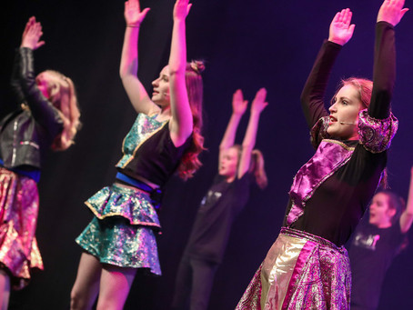 Reigate's Sing, Dance & Act Musical Theatre Academy