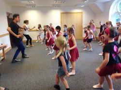dance classes reigate