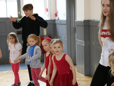 Reigate Dance School; A Year to Remember!
