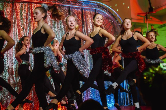 Starlight Musical Theatre group 5 dazzling the Belfry audiences.