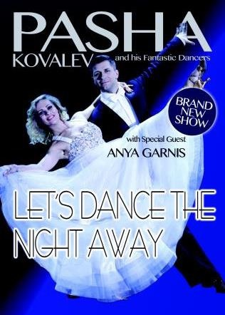 Reigate School of Ballet & Commercial Dance to perform on Pasha Kovalev's new 2017 UK tour