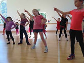 dance party classes reigate
