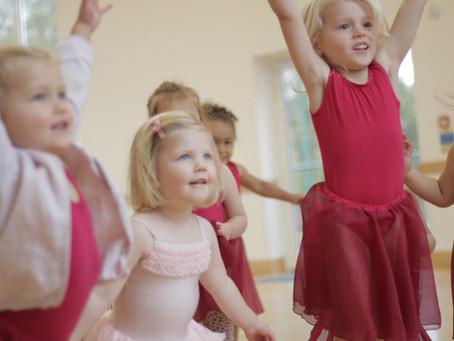 Toddler Dance classes near me