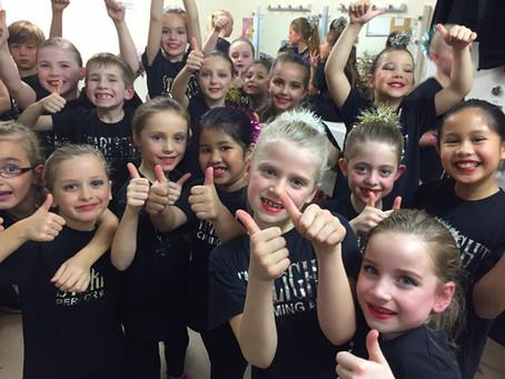 Reigate Dancers at Dorking Halls - 2016