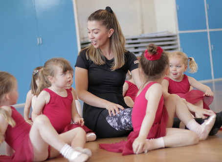Dance Classes in Reigate for toddlers