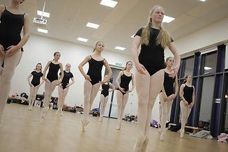 ballet pointework classes carshalton
