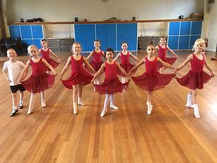 children's ballet classes in carshalton