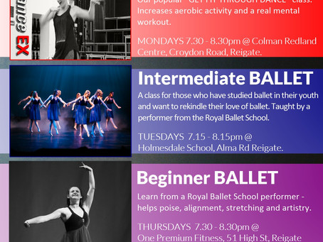 Adult dance classes extremely beneficial in Reigate