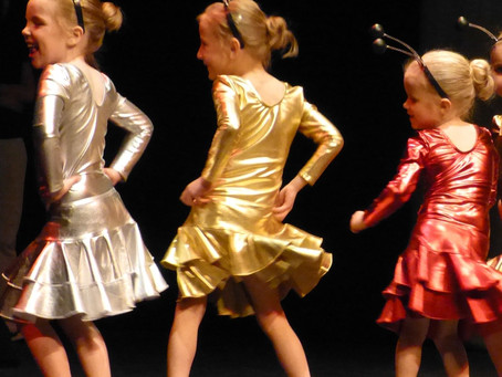 NEW Toddler Boogie Dance classes in Reigate and Redhill