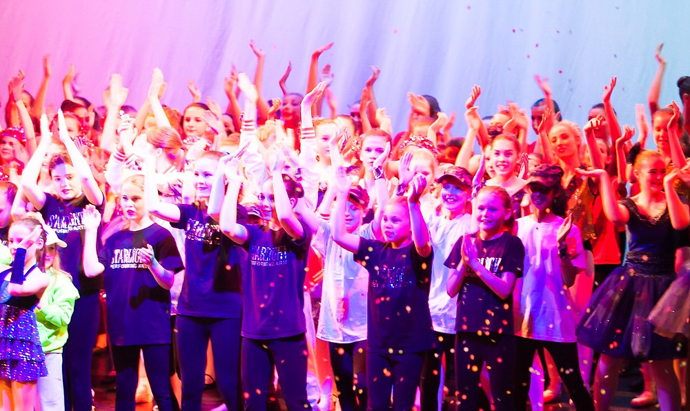 largest singing, dancing fundraiser in Reigate & Redhill