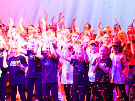 Singing Dancing & Acting 'Class Act' Record!