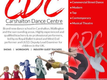 Brand New Dance School in Carshalton