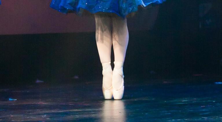 Reigate Pointework classes - RSB Ballet