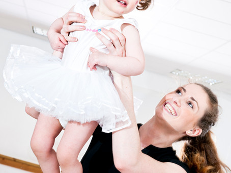 Dance Classes for 2 year olds