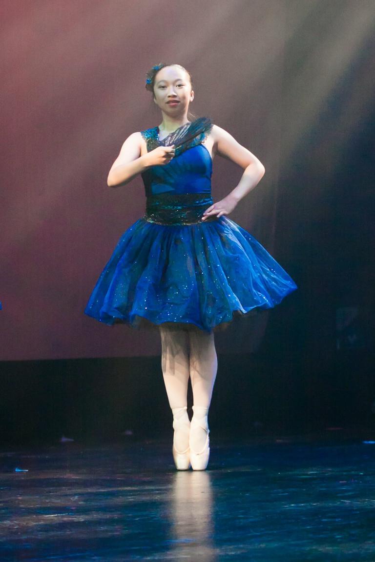 Ballet pointe classes reigate