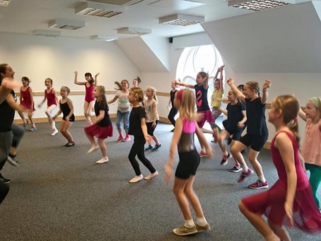 Holiday Dance Courses in Reigate