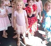 ballet party reigate