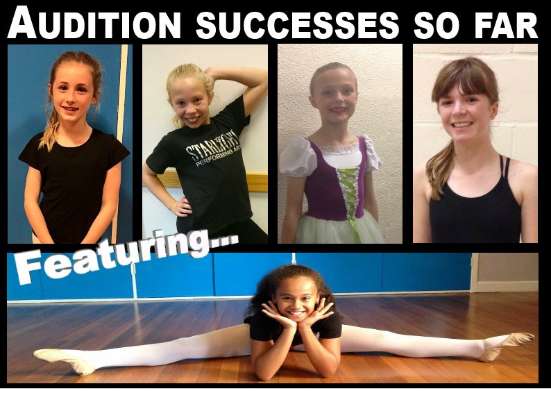 dance audition stars