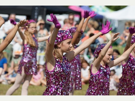 Reigate Festival may be saved - dancing may resume